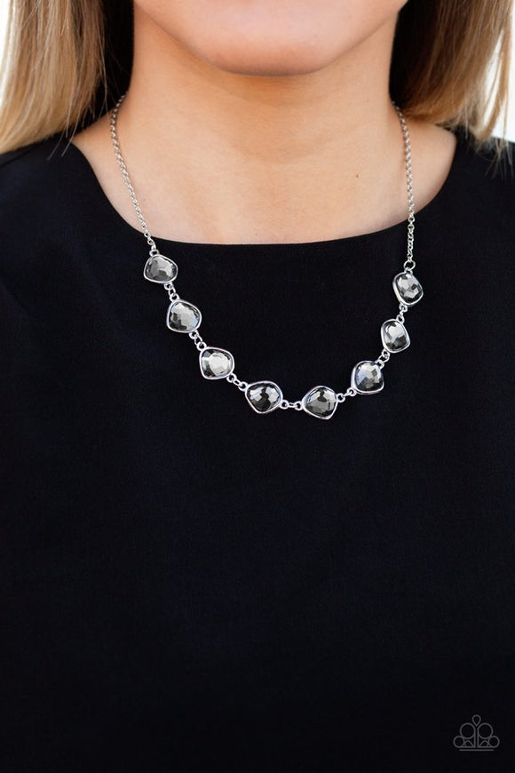 the-imperfectionist-silver-necklace-paparazzi-accessories