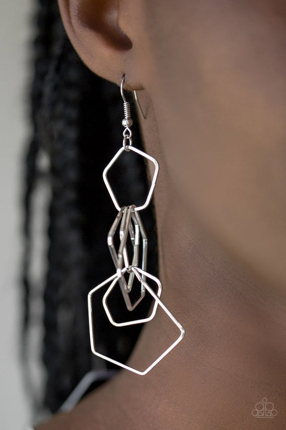 five-sided-fabulous-silver-earrings-paparazzi-accessories