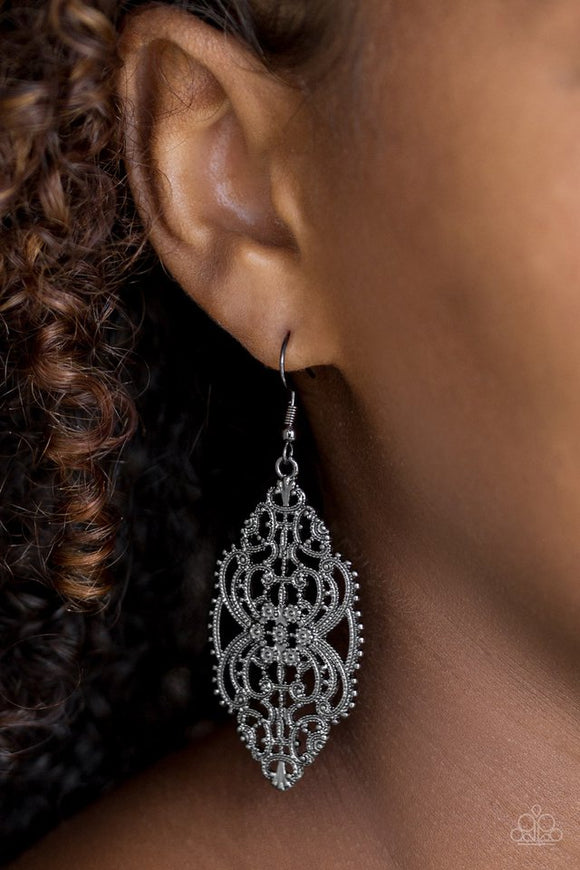 ornately-ornate-black-earrings-paparazzi-accessories