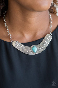 very-venturous-blue-necklace-paparazzi-accessories