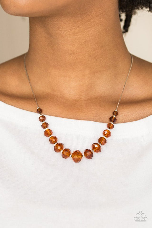 crystal-carriages-brown-necklace-paparazzi-accessories