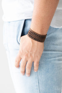 make-the-west-of-it-brown-bracelet-paparazzi-accessories
