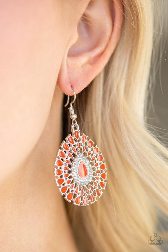 city-chateau-orange-earrings-paparazzi-accessories