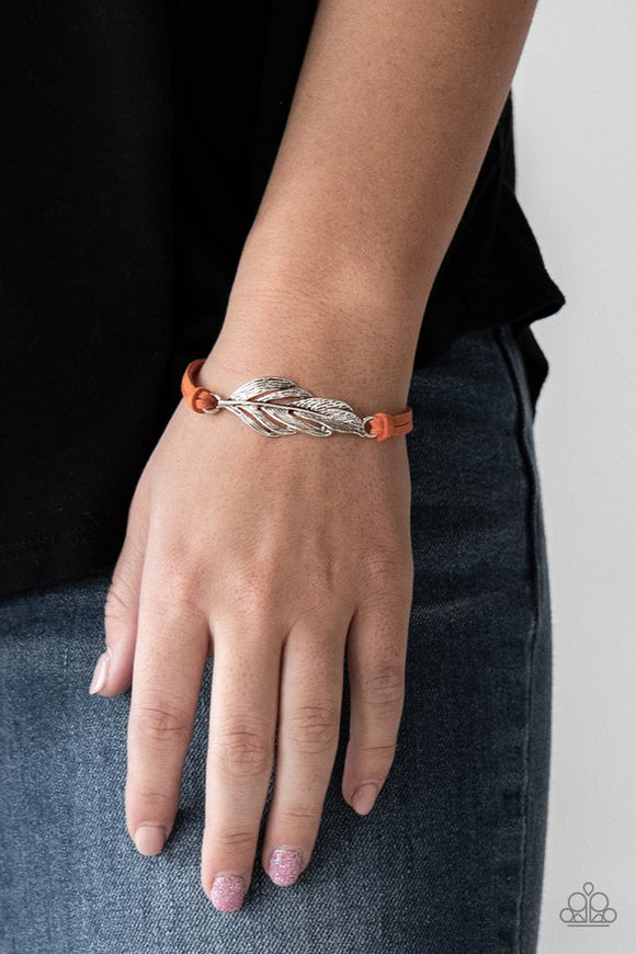 faster-than-flight-orange-bracelet-paparazzi-accessories