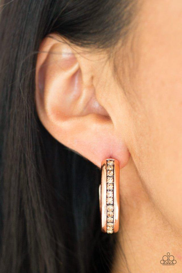 5th-avenue-fashionista-copper-earrings-paparazzi-accessories