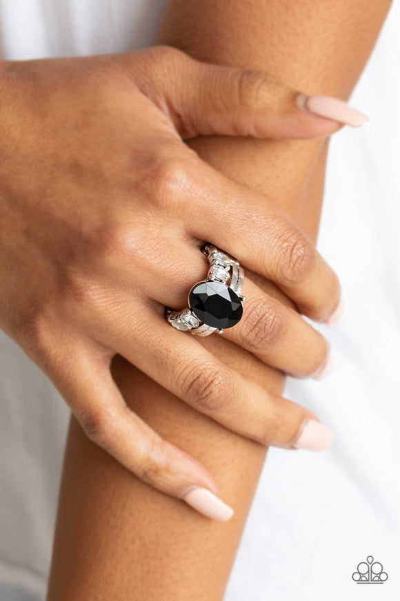 shine-bright-like-a-diamond-black-ring-paparazzi-accessories