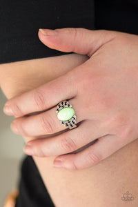 princess-problems-green-ring-paparazzi-accessories