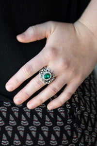 burn-bright-green-ring-paparazzi-accessories