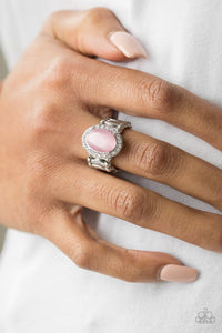 laguna-luxury-pink-ring-paparazzi-accessories