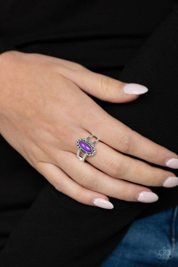 zest-quest-purple-ring-paparazzi-accessories