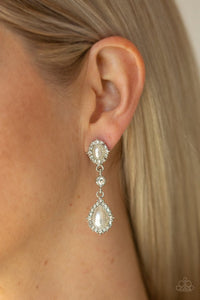 all-glowing-white-earrings-paparazzi-accessories