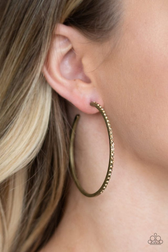 trending-twinkle-brass-earrings-paparazzi-accessories