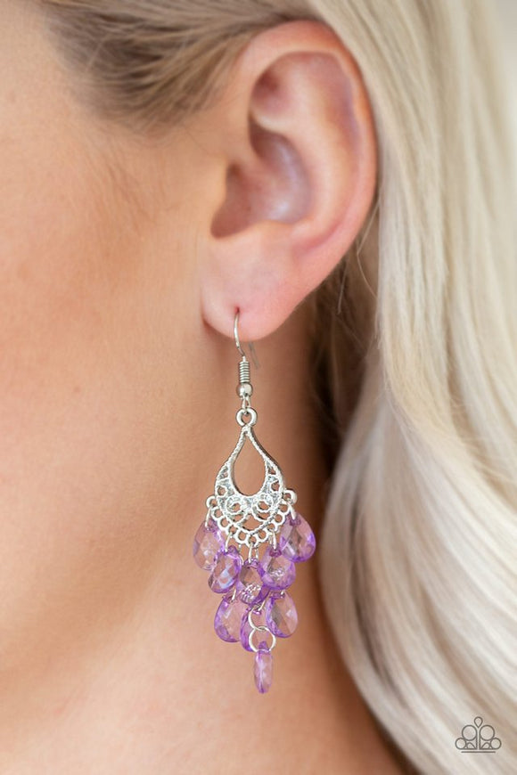 what-happens-in-maui-purple-earrings-paparazzi-accessories