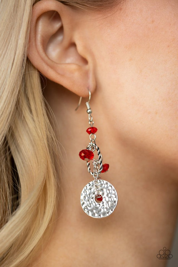 seaside-catch-red-earrings-paparazzi-accessories