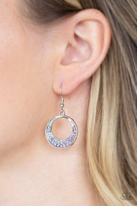 socialite-luster-purple-earrings-paparazzi-accessories