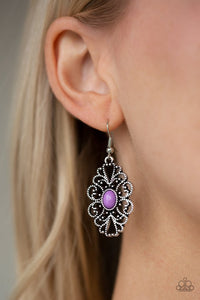 over-the-pop-purple-earrings-paparazzi-accessories