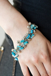 plentiful-pebbles-blue-bracelet-paparazzi-accessories