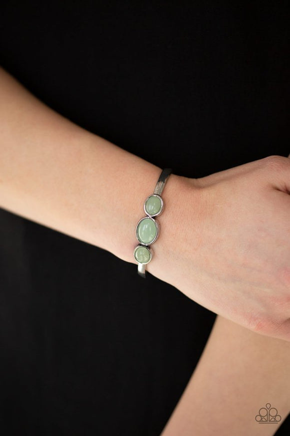 roam-rules-green-bracelet-paparazzi-accessories