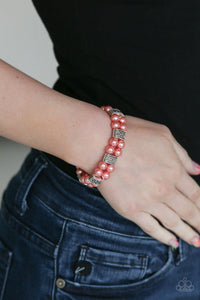 time-after-timeless-orange-bracelet-paparazzi-accessories