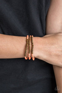 woodland-wanderer-orange-bracelet-paparazzi-accessories