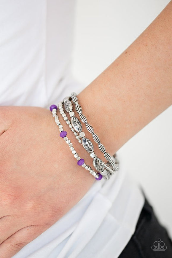 full-of-wander-purple-bracelet-paparazzi-accessories