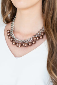 get-off-my-runway-brown-necklace-paparazzi-accessories
