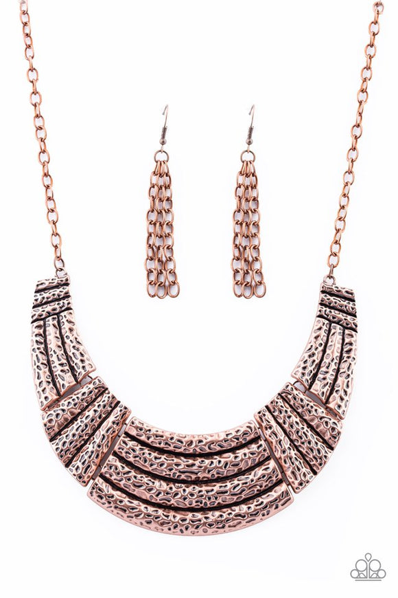 ready-to-pounce-copper-necklace-paparazzi-accessories