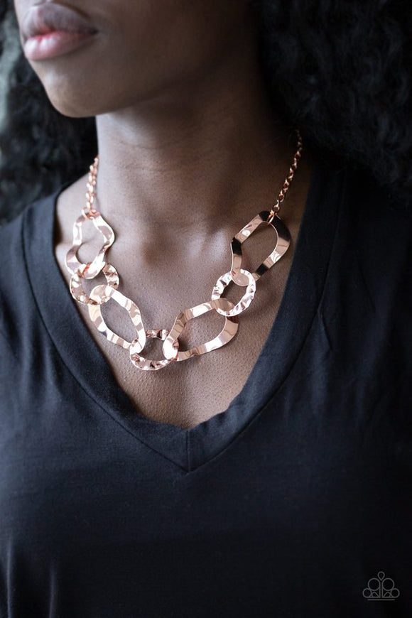 capital-contour-copper-necklace-paparazzi-accessories