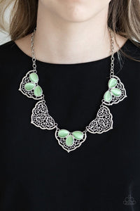 east-coast-essence-green-necklace-paparazzi-accessories