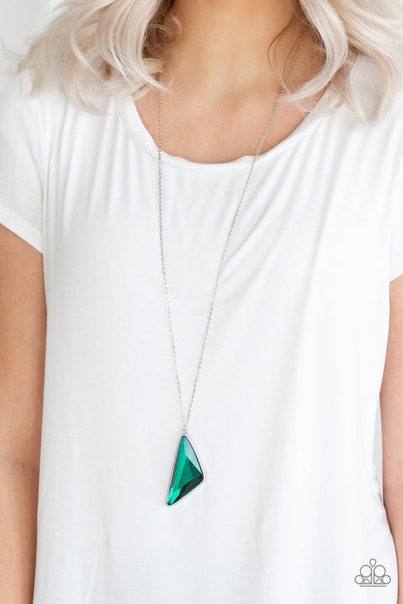 ultra-sharp-green-necklace-paparazzi-accessories