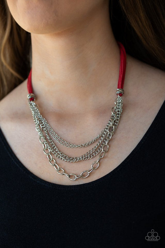 free-roamer-red-necklace-paparazzi-accessories