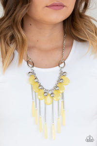 roaring-riviera-yellow-necklace-paparazzi-accessories