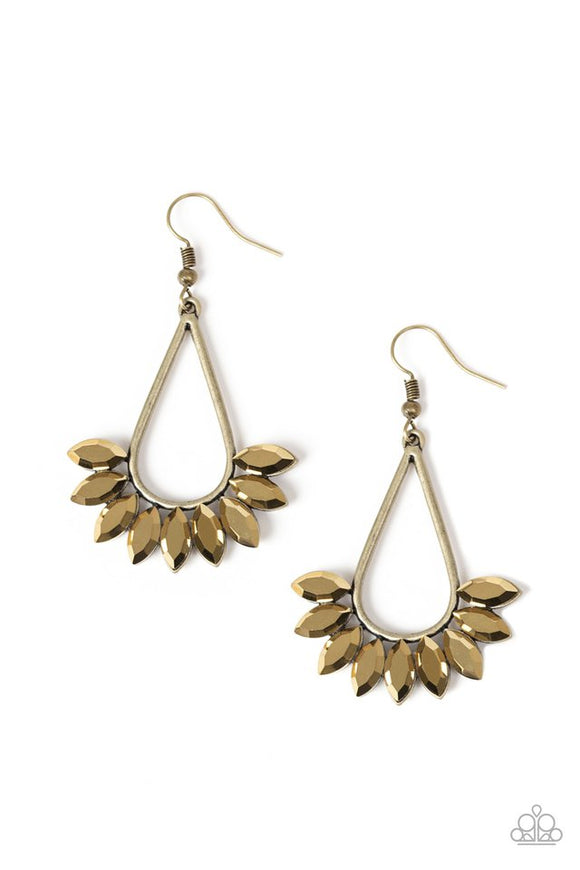 be-on-guard-brass-earrings-paparazzi-accessories