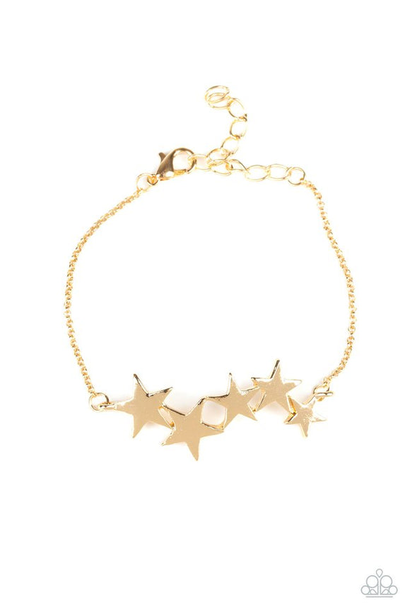 all-star-shimmer-gold-bracelet-paparazzi-accessories