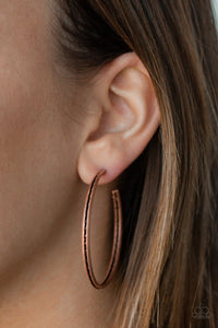 texture-tempo-copper-earrings-paparazzi-accessories