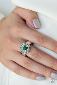daisy-dawn-green-ring-paparazzi-accessories