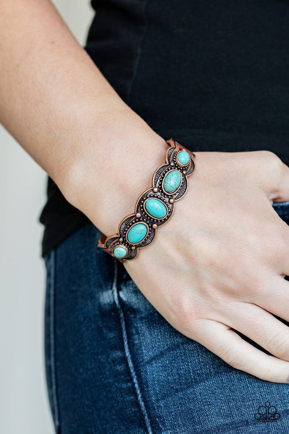 desert-farer-copper-bracelet-paparazzi-accessories