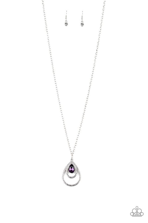 teardrop-drama-purple-necklace-paparazzi-accessories