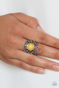 on-an-adventure-yellow-ring-paparazzi-accessories