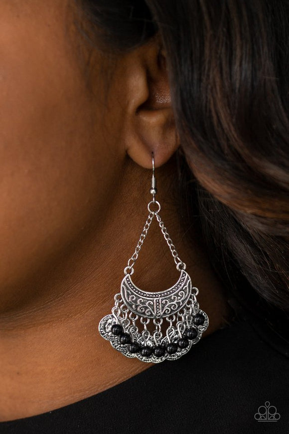 sahara-treasure-black-earrings-paparazzi-accessories