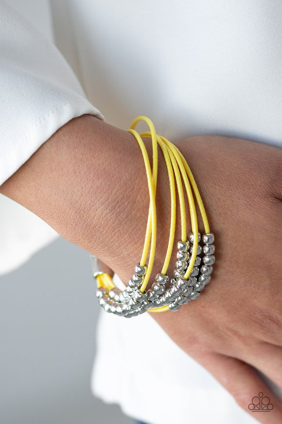 mega-magnetic-yellow-bracelet-paparazzi-accessories