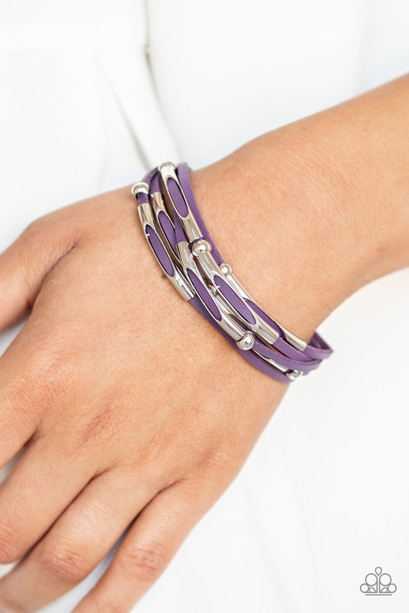 modern-magnetism-purple-bracelet-paparazzi-accessories