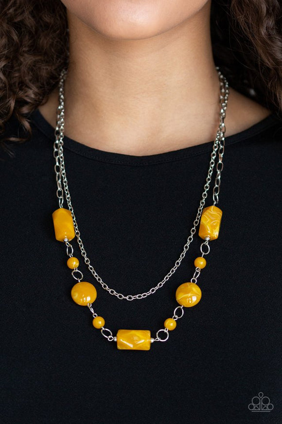 colorfully-cosmopolitan-yellow-necklace-paparazzi-accessories