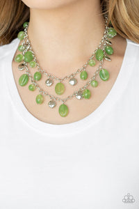 rainbow-shine-green-necklace-paparazzi-accessories