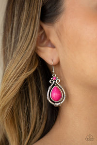 canyon-scene-pink-earrings-paparazzi-accessories