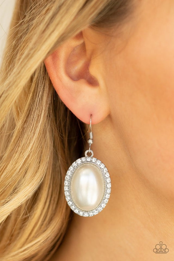 celebrity-crush-white-earrings-paparazzi-accessories