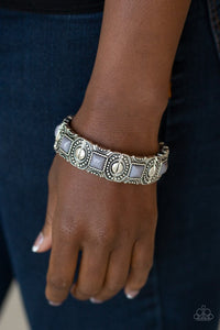 tribal-trailblazer-silver-bracelet-paparazzi-accessories