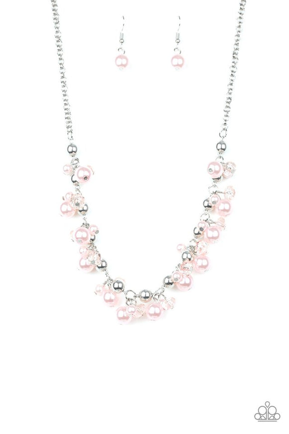 duchess-royale-pink-necklace-paparazzi-accessories