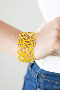 vine-and-dash-yellow-bracelet-paparazzi-accessories