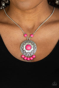 santa-fe-garden-pink-necklace-paparazzi-accessories